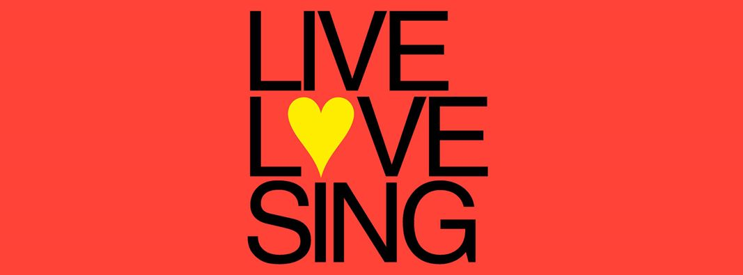 LIVE LOVE SING